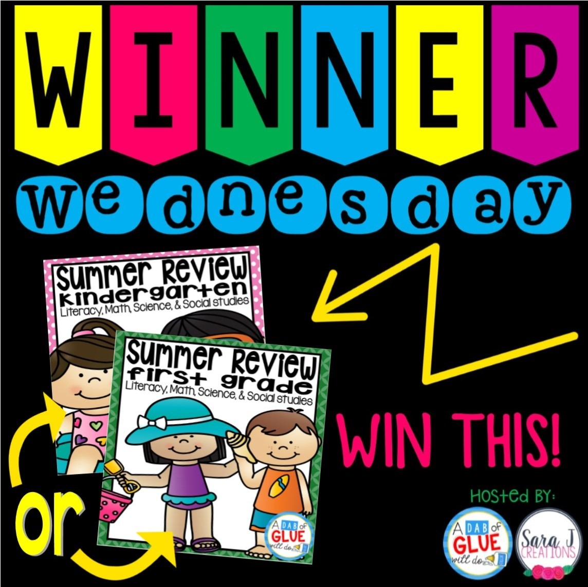 Winner Wednesday: Summer Review -